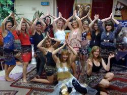 Belly Dancing Hens Night Melbourne